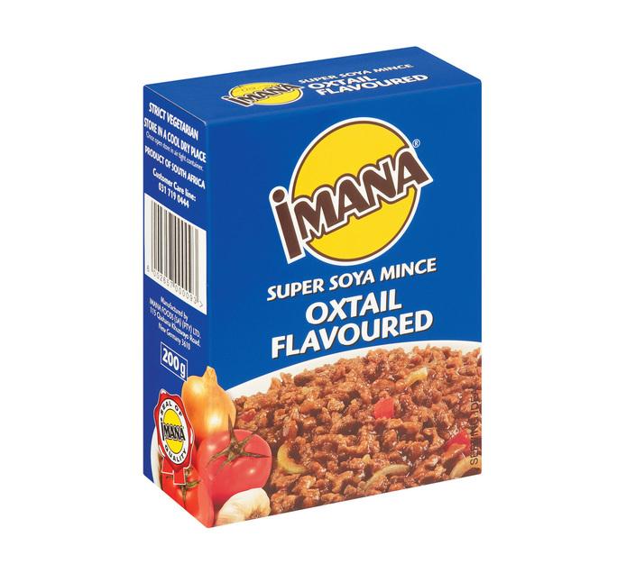 Imana Soya Mince Oxtail (10 x 200g)