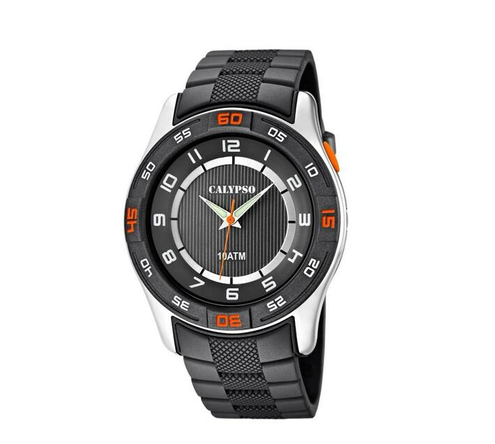 Calypso Analog Mens 10ATM watch - Street Style