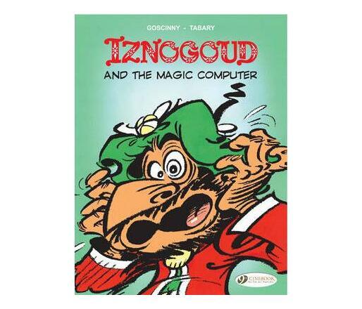 Iznogoud: Iznogoud and the Magic Computer v. 4