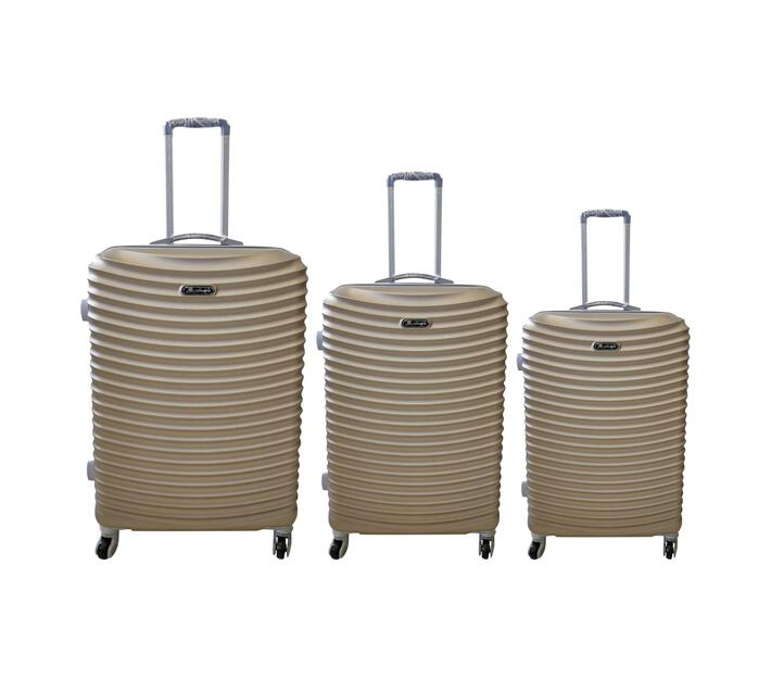 Le Emporer 3 Pcs Luggage Set 30`/26`/22`