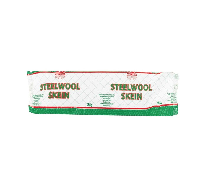 First Value Steelwool Skein (50  x 25g)