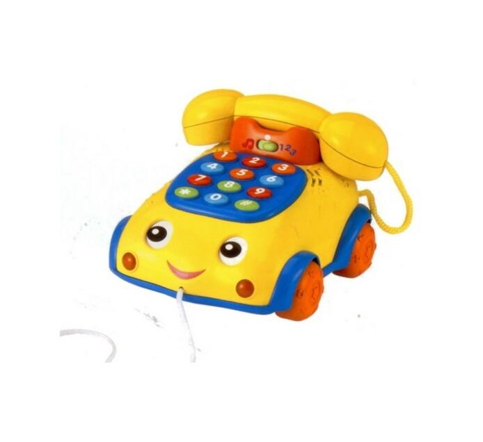 Winfun Talk N' Pull Phone