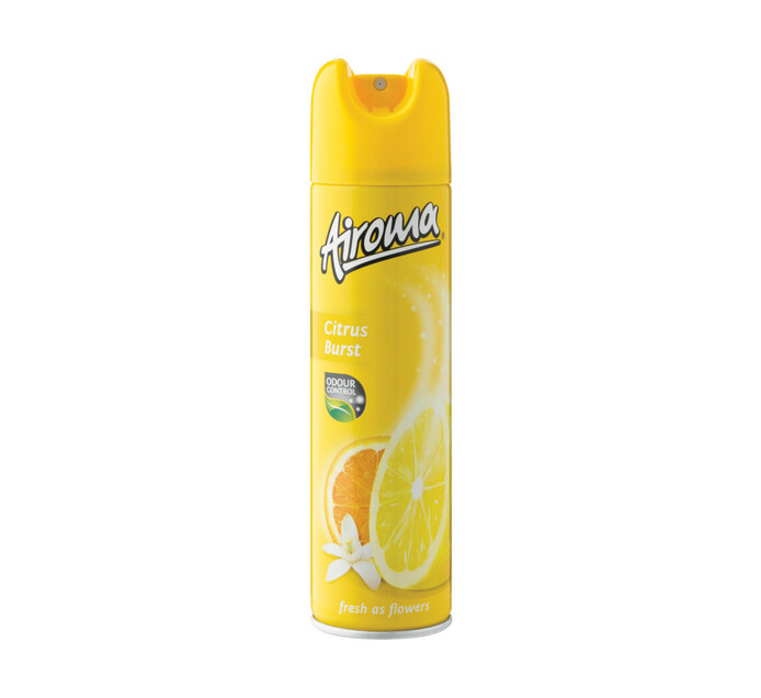 Airoma Air Freshener Citrus Burst (225ml)