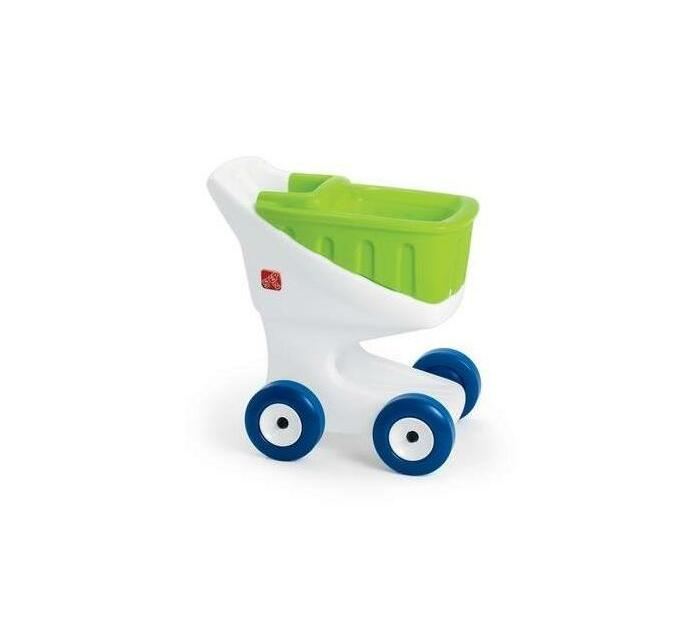 Step2 Little Helpers Green Grocery Cart
