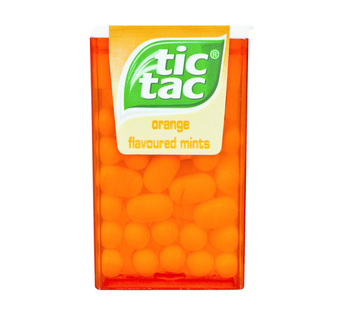 Tic Tac Sweets Orange (24 x 16g)