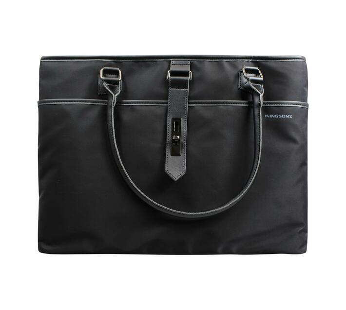 Kingsons Bella Series 15.6` Ladies Bag - Black