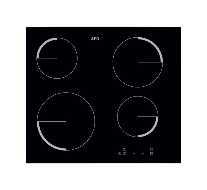 AEG 600 mm Touch Control Ceran Hob
