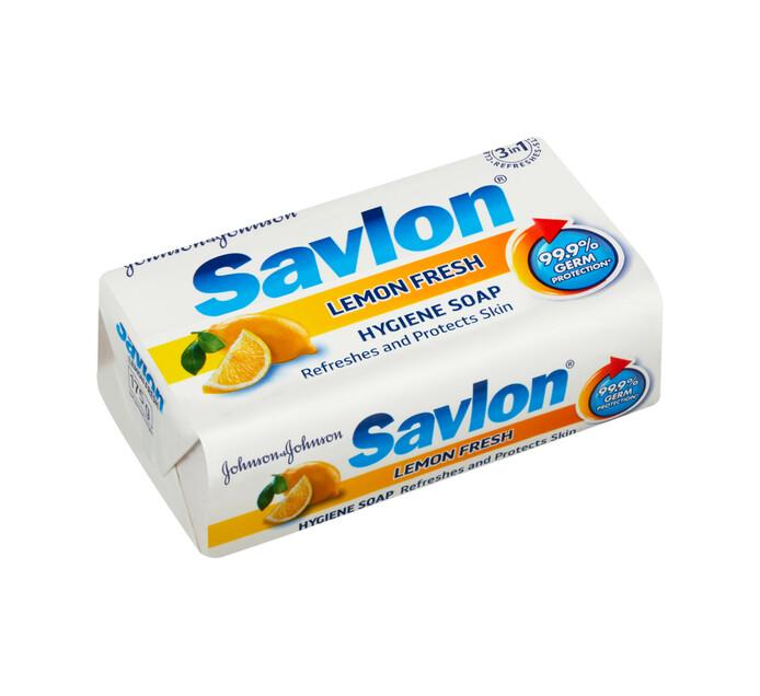 Savlon Hygiene Soap Energizing Citrus (1 x 175g)
