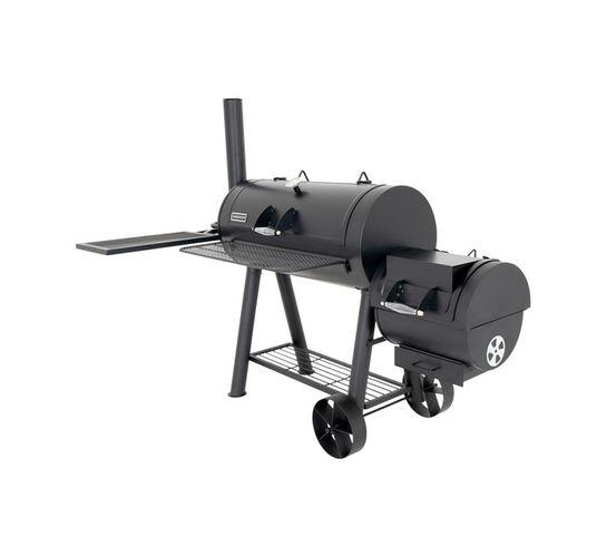 Megamaster Coalsmith Series Alpha Grill and Smoker