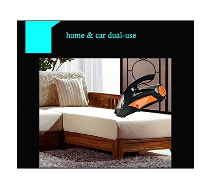 High-Power Portable Vacuum Cleaner