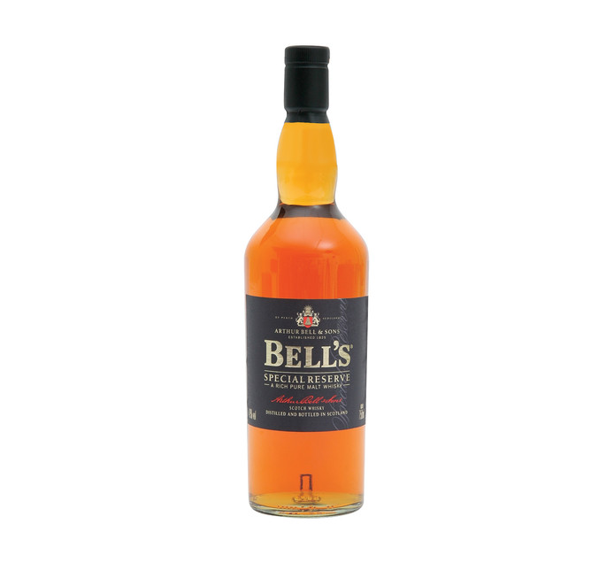 Bells Special Reserve Pure Malt Scotch Whisky (1 x 750 ml)