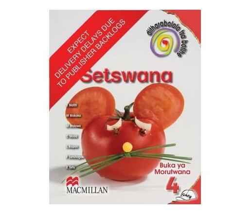Ditharabololo tsa botlhe Setswana: Gr 4: Learner's book