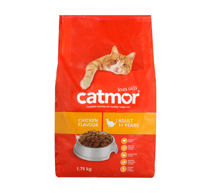 Catmor Dry Cat Food Chicken (1 x 1.75kg)