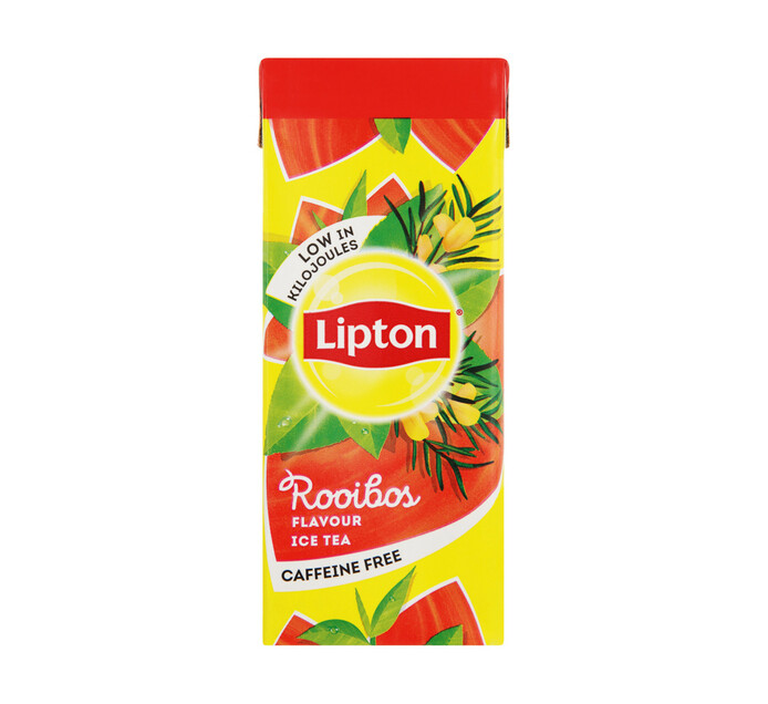 Lipton Ice Tea Rooibos (6 x 200ml)