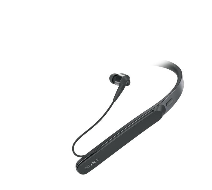 Sony WI-1000X Wireless Noise Cancelling In-ear Headphones - Black