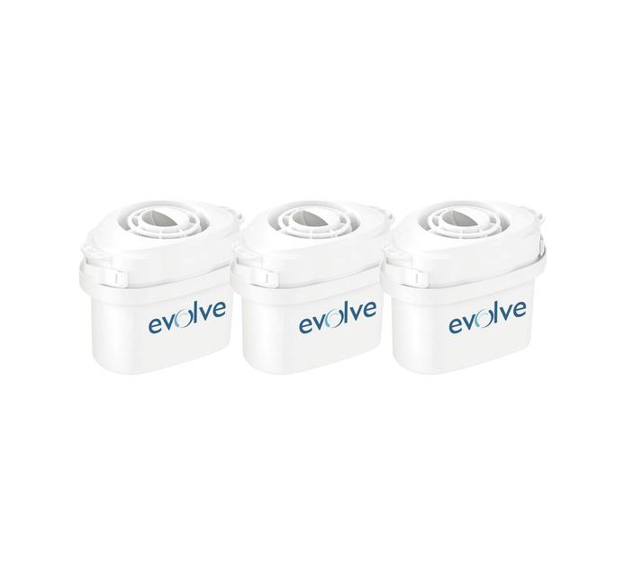 Aqua Optima 3pk Water Filter Cartridges 3-Pack