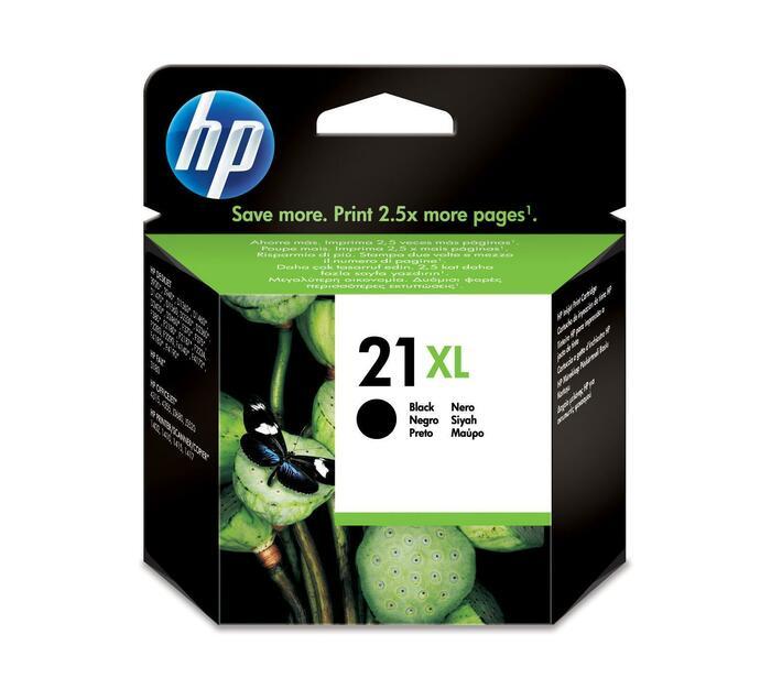 HP 21XL 12 ml High Yield black original ink cartridge for Deskjet