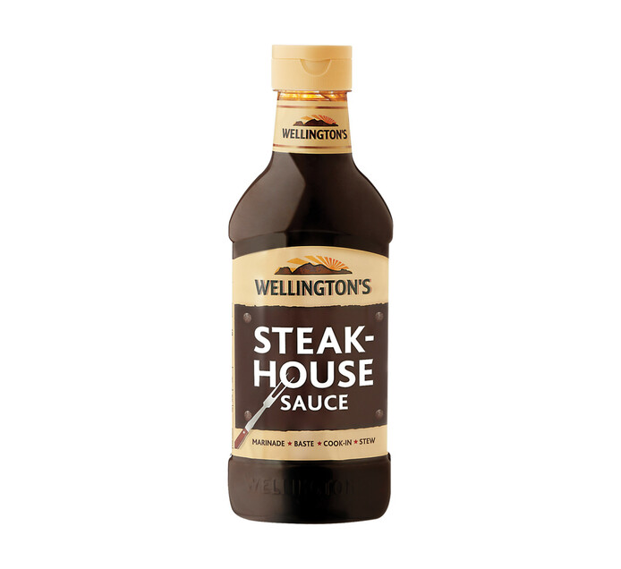 WELLINGTON STEAKHOUSE SAUCE 700ml