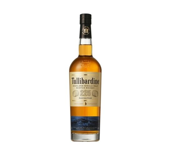 Tullibardine 225 Sauternes Finish Scotch Whisky (1 x 750ml)