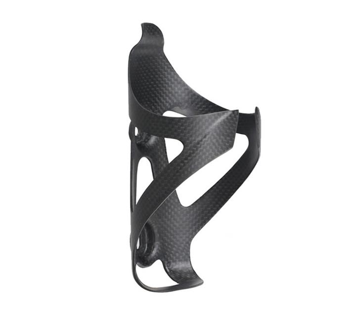 TOSEEK Carbon Fiber Bottle Cage Matte Black