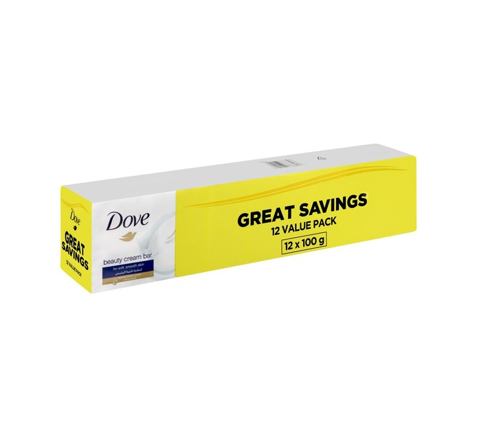 Dove Cream Bar Original (12 x 100g)