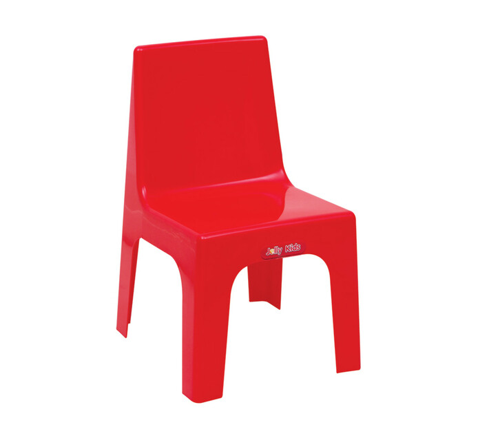 Jolly Childrens Chair Red