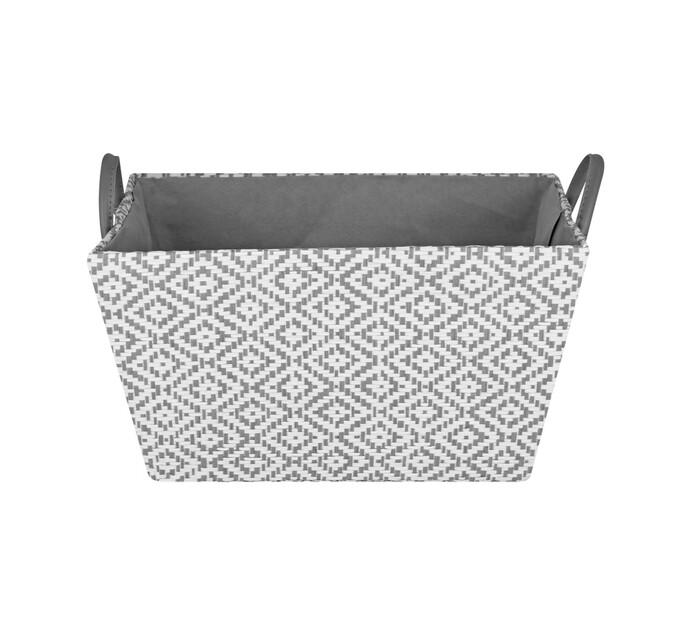 Large Paper Print Basket