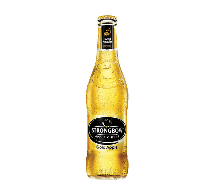 Strongbow Gold NRB (24 x 330ml)