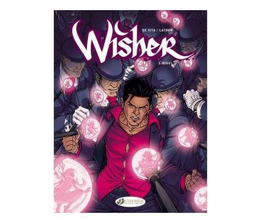 Wisher: Nigel Vol. 1