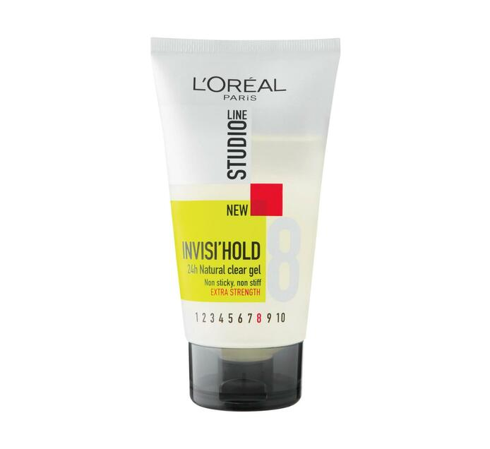 L'oreal Studio Line Invisi Hold Gel Extra Strength (1 x 150ml)
