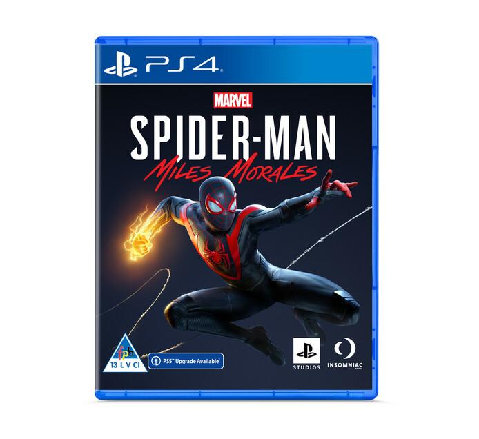 PS4 Marvel's Spiderman Mile Morales