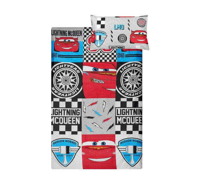 Character Double Duvet Cover Cars