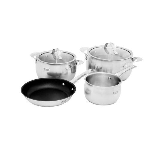 Russell Hobbs 6-Piece Nostalgia Cookware Set