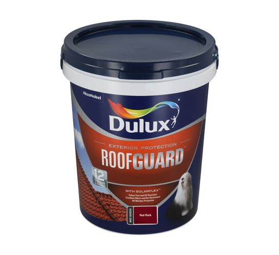 Dulux 20 l Roofguard Red rock