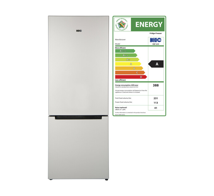 KIC 344 l Combi Fridge/Freezer