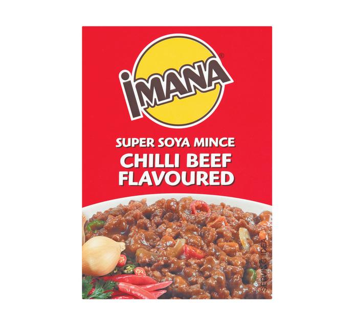 Imana Soya Mince Chilli Beef (10 x 100G)
