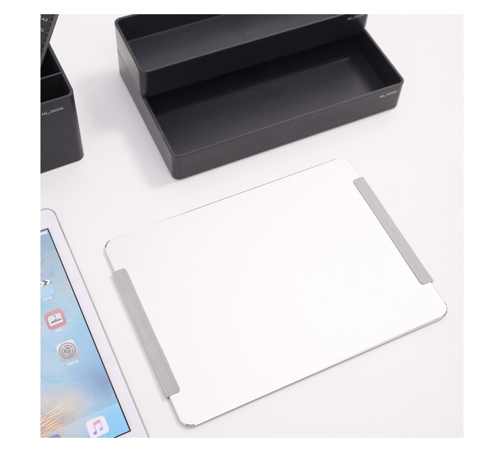 Nusign Mouse / Mouse Pad 180*240*2.3Mm Silver