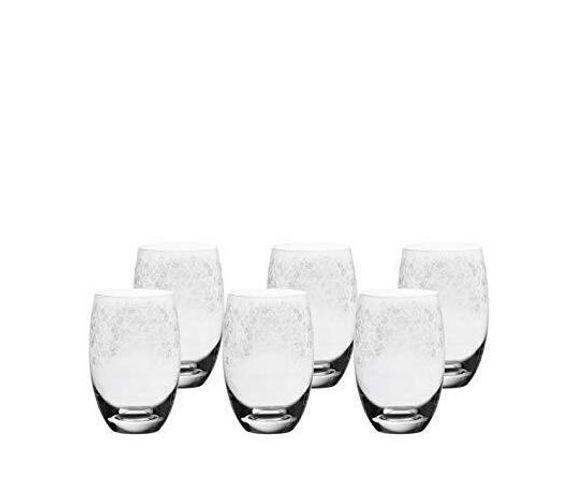 Leonardo Glass Drinking Tumbler Chateau 460 ml Set of 6