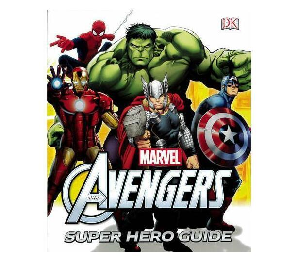Marvel Avengers Super Hero