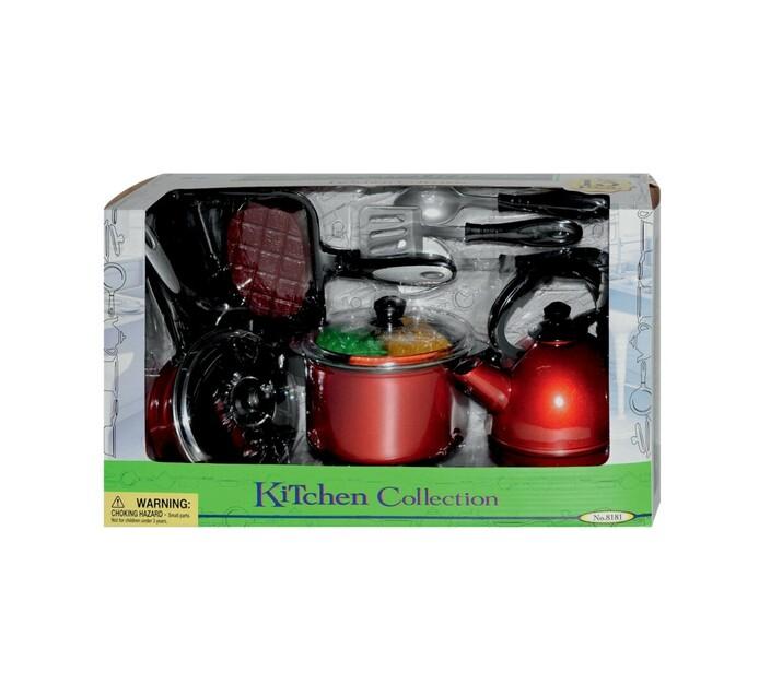 13-Piece Cookware Playset
