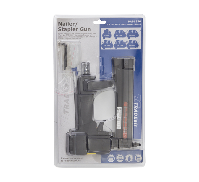 Tradeair Air Nailer and Stapler