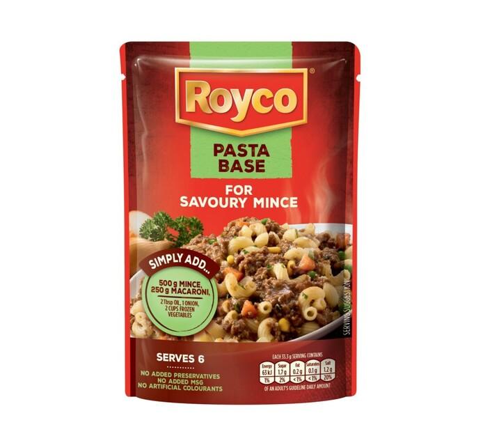 Royco Pasta Base Savoury Mince (1 x 200g)