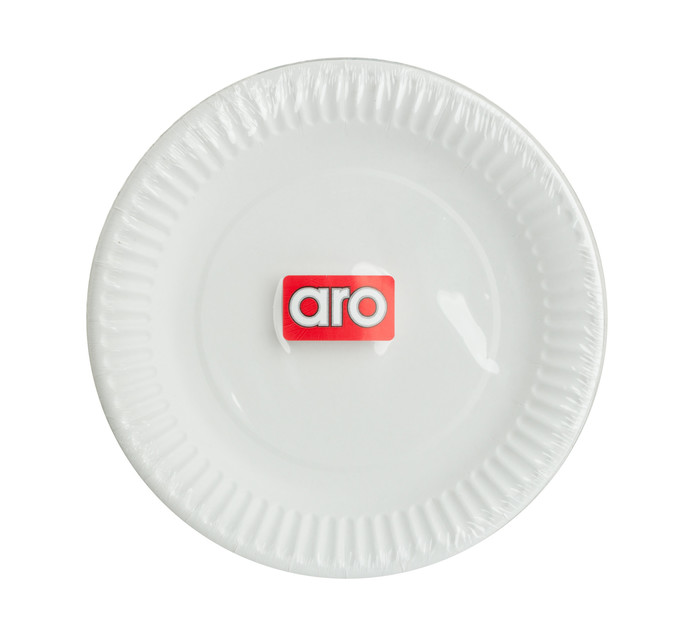 ARO Bulk Paper Plates (1 x 1000's)