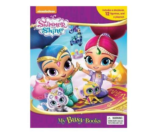 My busy books: Shimmer & Shine