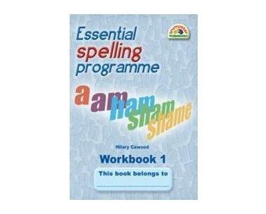 Essential Spelling Programme : Workbook 1 : Grade 3
