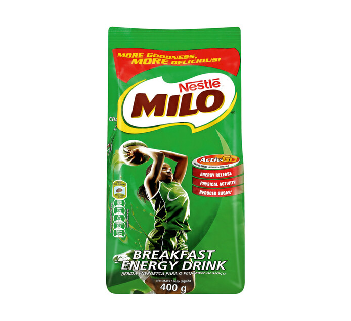 Nestle Milo Pouch (1 x 400g)