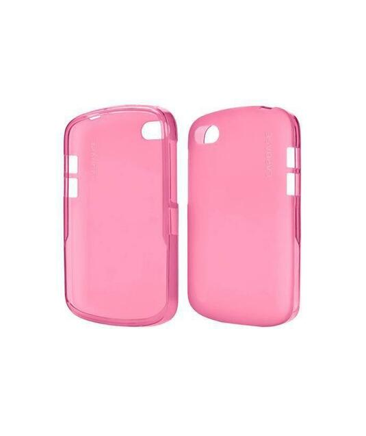 Capdase Soft Jacket BlackBerry 9720 Cover (Pink)