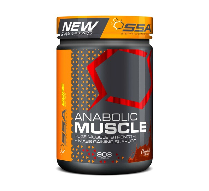 Supplements Sa 1 kg Anabolic muscle stack