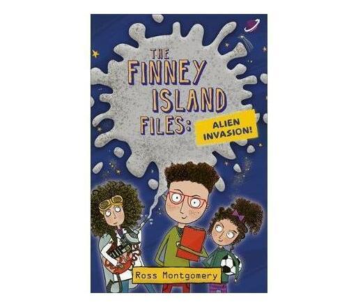 Reading Planet KS2 - The Finney Island Files: Alien Invasion - Level 1: Stars/Lime band