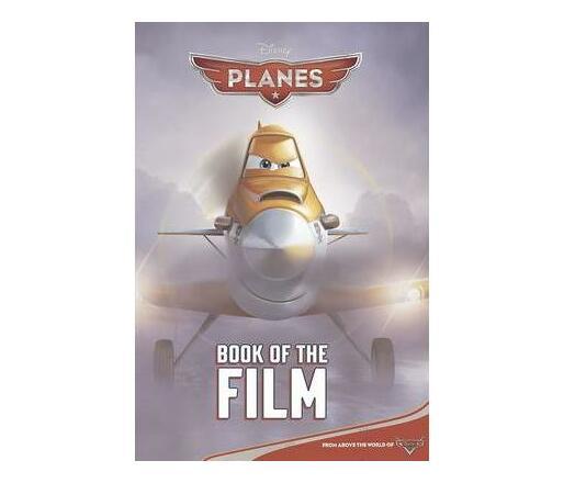 Disney Planes Book Of The Film